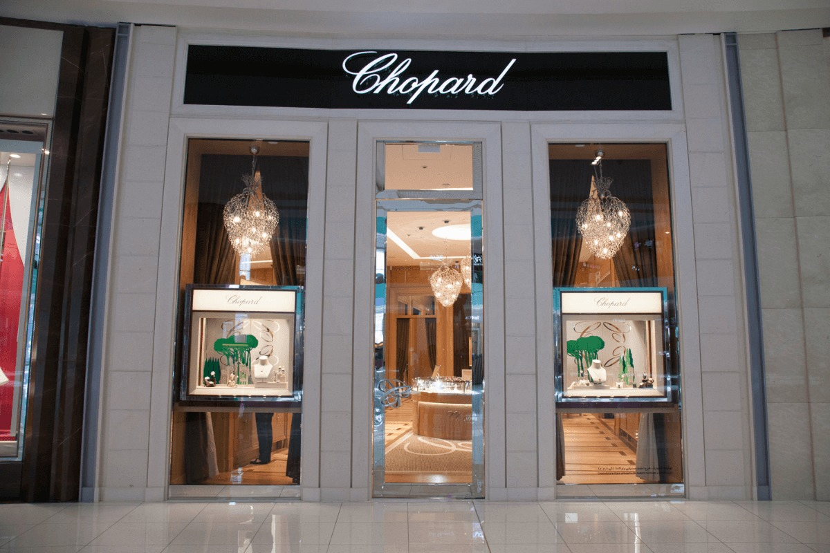 Chopard Boutique Swiss Watches Amp Jewelry At The Dubai Mall