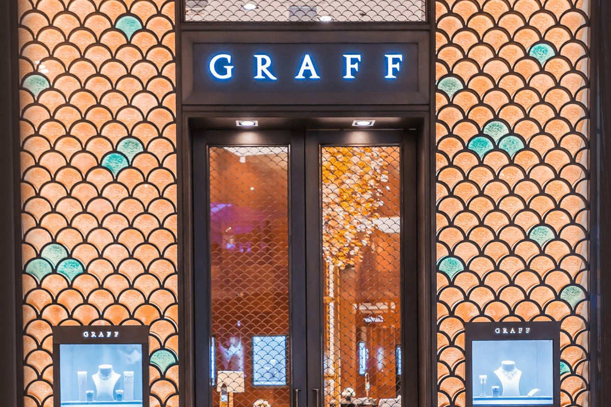 Graff - high-end jewellery and watches at The Dubai Mall