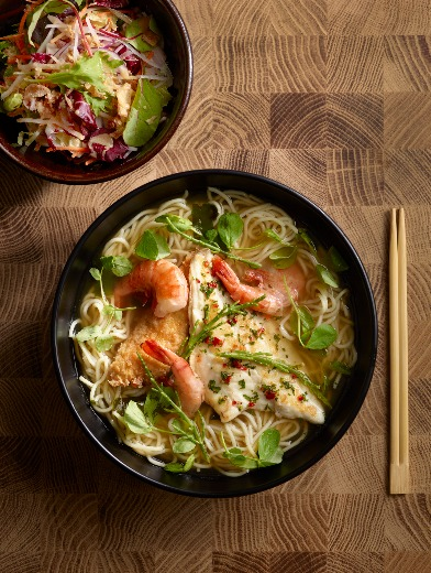sea food ramen