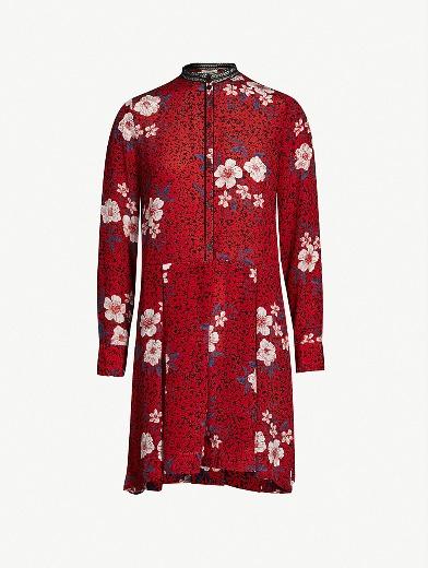 RUTI PENSEE DRESS