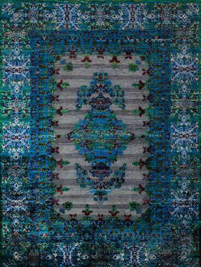 Kohinoor Sari Silk
