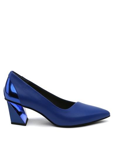 Twist Flow Pump I Cobalt Blue