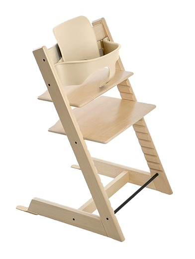 Stokke® Tripp Trapp® Chair Natural