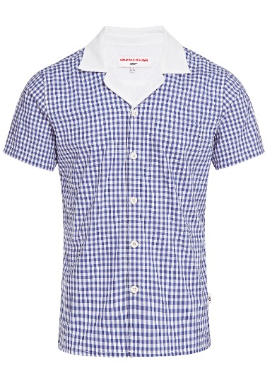 Thunderball Gingham Shirt