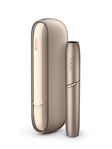 IQOS 3 DUO – Brilliant Gold