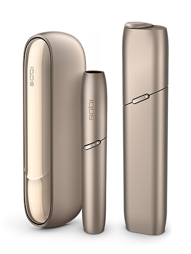 IQOS Collection – Brilliant Gold