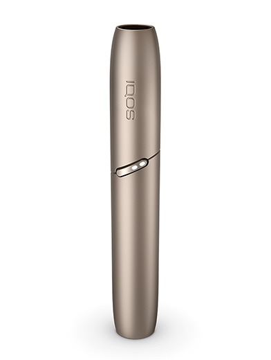 IQOS 3 DUO Holder – Brilliant Gold