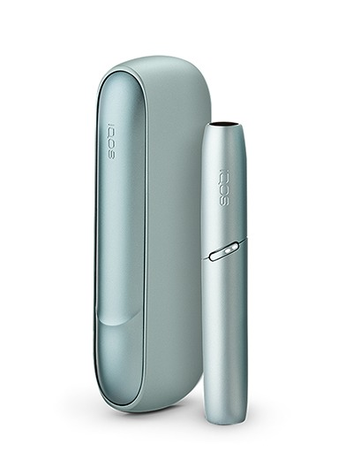 IQOS 3 DUO Lucid Teal Limited Edition