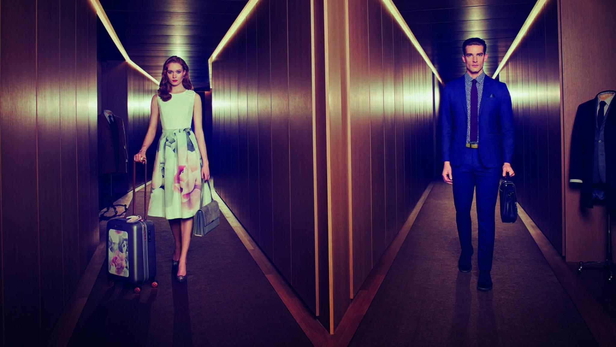 3f1f94ce86b75 تيد بيكر للملابس الفاخرة في دبي مول