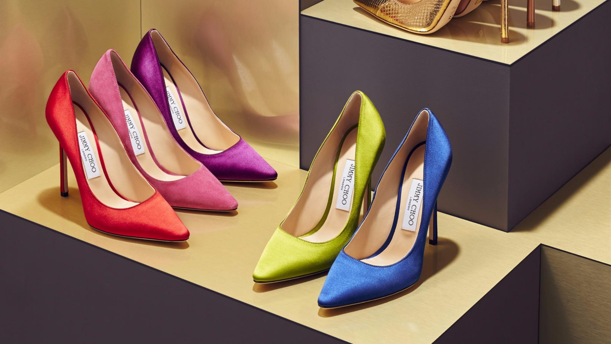 464bb0c1686 Jimmy Choo Luxury Shoes