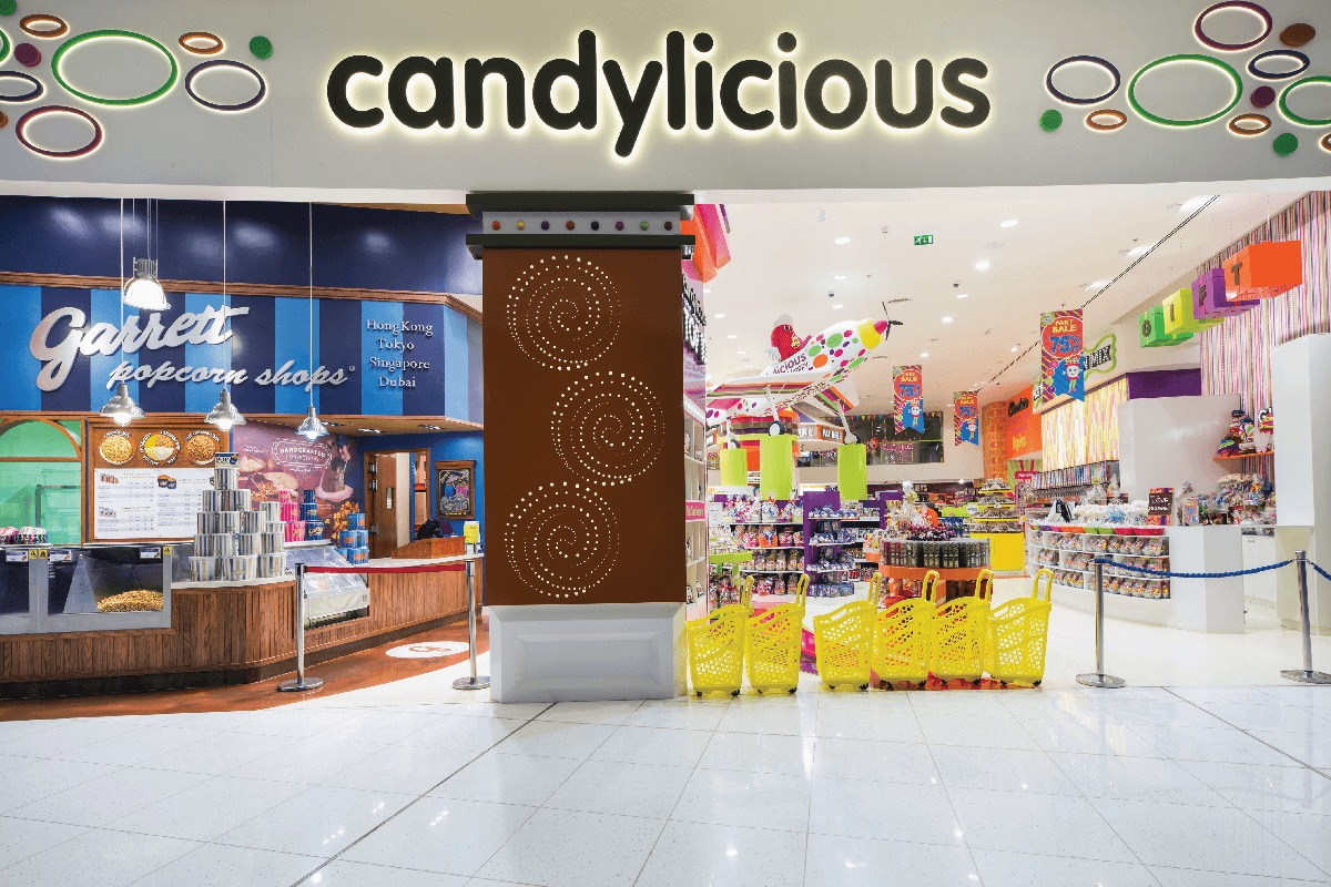 Candylicious - Candy Store at The Dubai Mall