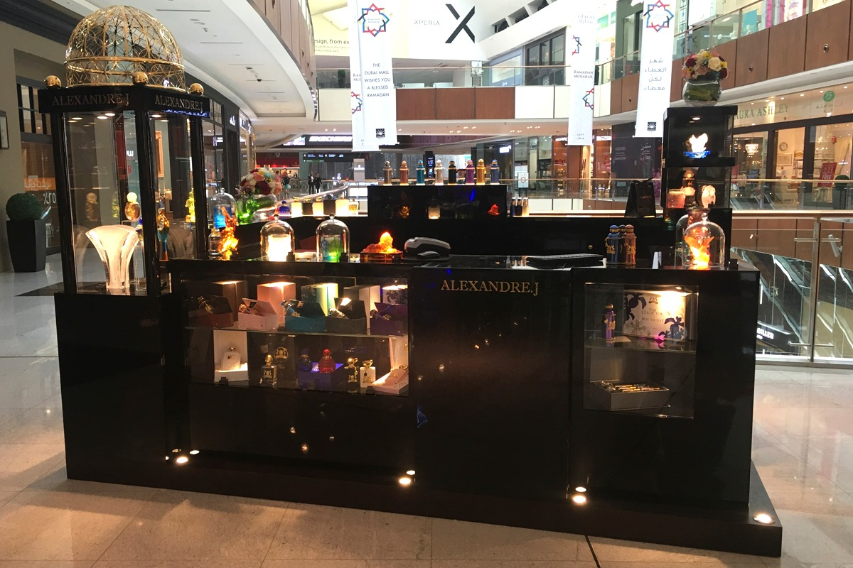 Perfumery  co dubai mall
