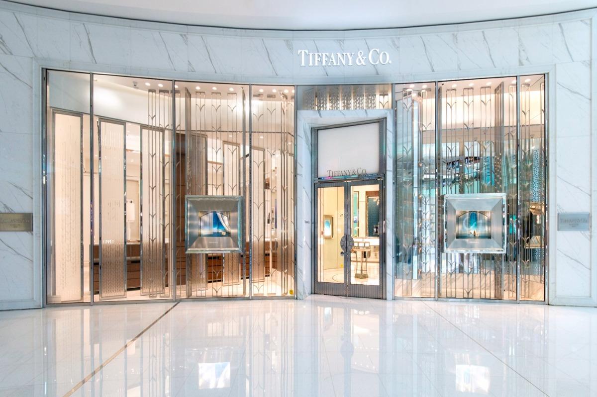 126a912f8 Tiffany & Co. at the Dubai Mall