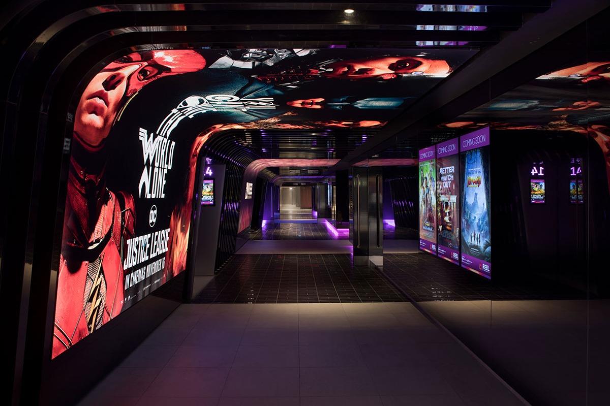 9bb656aec Reel Cinemas - Platinum Movie Suites at The Dubai Mall